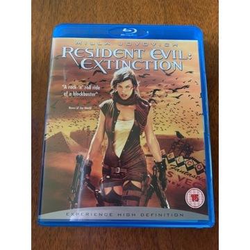 Resident Evil: Zagłada [Blu-Ray] RARYTAS LEKTOR