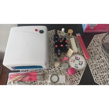 Zestaw do domowego manicure i pedicure