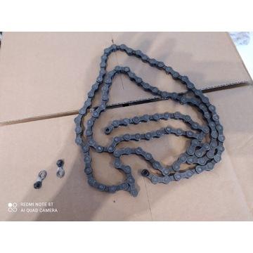 Łańcuch rowerowy 3/8, 110 ogniw (rockrider)