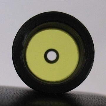 Inserty dowolny wymiar kolor żółty transparentny