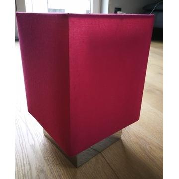 Lampa Ikea Sangen Ciemnoczerwony