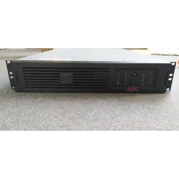 "Zasilacz APC UPS rack 19"" 2U 2200RMI2U"