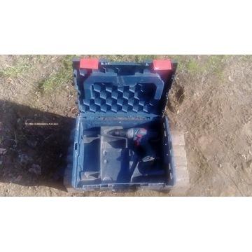 Wkrętarka Bosch GSR 18v + l-boxx 136