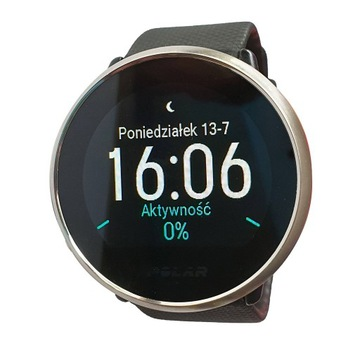 Smartwatch Polar Ignite zegarek GWAR 16M