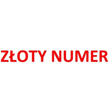 starter play złoty numer