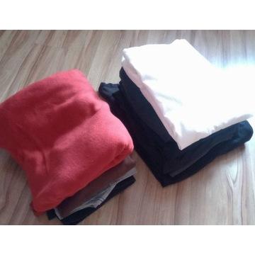Paka ubrań męskich spodnie bluzy koszulki