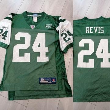 Koszulka New York Jets NFL Revis S