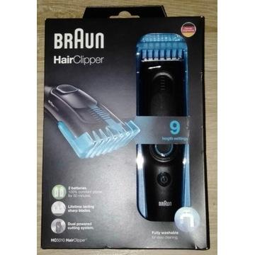 Braun HC5010 maszynka do strzyżenia włosów