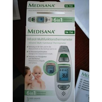 MEDISANA TM750 termometr