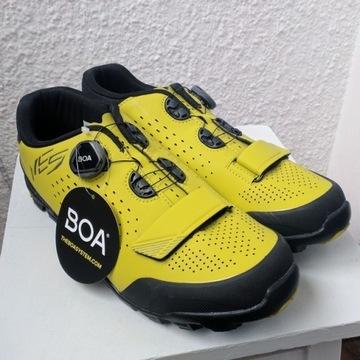Buty Shimano SH-ME501 Żółte 44