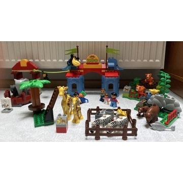 Lego Duplo Ville duże ZOO w mieście 5635 Prezent