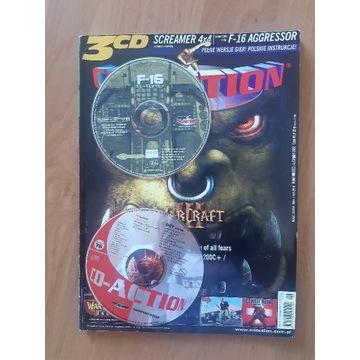 Cd action nr 76 08/2002 plus cd