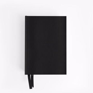 kalendarz MOMONDE 2020 planer dzienny BLACK NIGHT