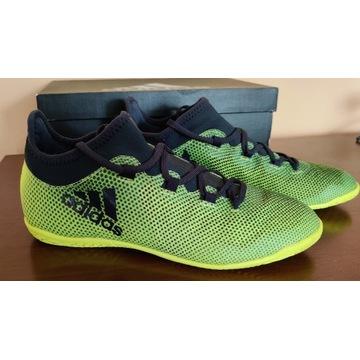 Buty piłkarskie Adidas X TANGO 17.3 IN J r. 38