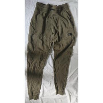 The North Face spodnie khaki M