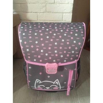 Plecak szkolny (tornister) Hama dla dziewczynki