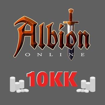 Albion Online 10KK SREBRO/SILVER