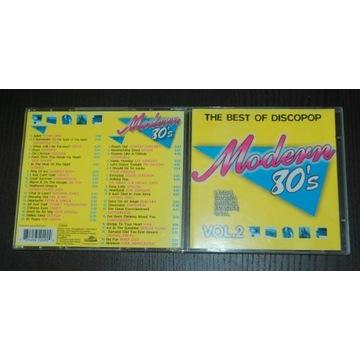 Modern 80's THE BEST OF DISCOPOP vol.2 2CD