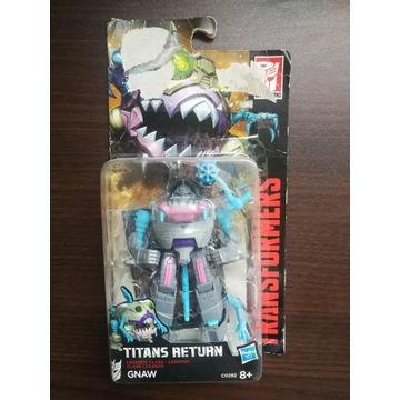Transformers Titans Return Gnaw, nowy