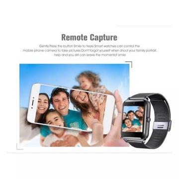 Telefon w zegarku, aparat, kamera, mp4, sms ,mp3