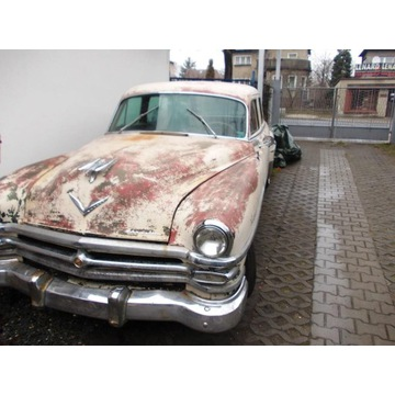 chrysler town & country 1953