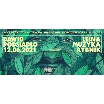 Bilet-y na Dawid-a Podsiadło - Rybnik - 12.06.21r.