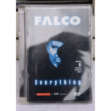 Falco Everything DVD