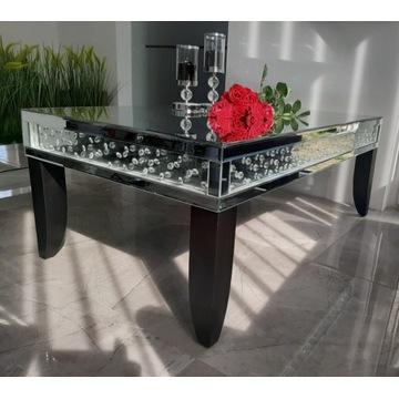 NOWA ława stolik kawowy GLAMOUR lustro meble loft