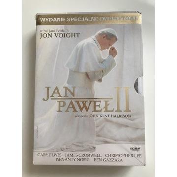Nowe wydanie specjalne DVD Jan Paweł II JON VOIGHT