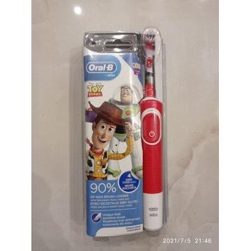 Oral-B Kids Toy Story szczoteczka elektryczna