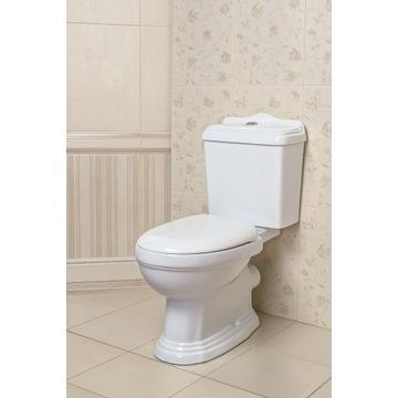 Miska WC KERRA KOMPAKT WC RETRO KR 13