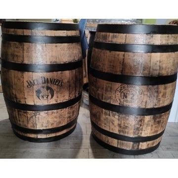 Beczka dębowa po whisky szczelna