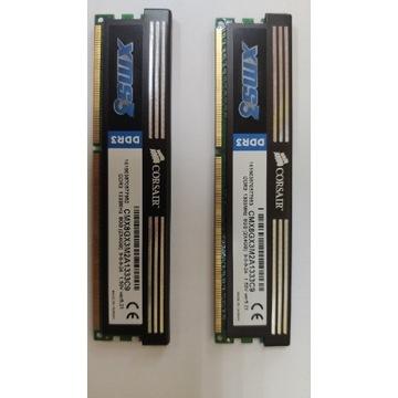 Pamięć RAM DDR3 Corsair XMS3 8GB (2x4GB) 1333MHz