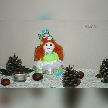 Lalka szmacianka Hania