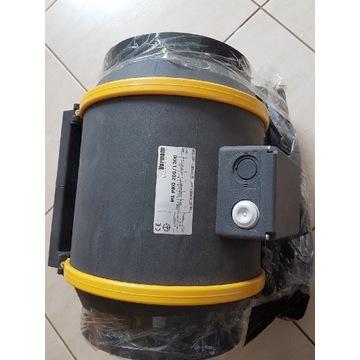 Wentylator harmann ml pro 200/ 1200 + przełącznik