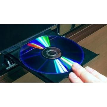 Profesjonalne archiwizowanie płyt audio CD
