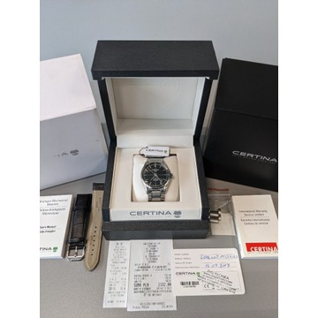 Zegarek Certina DS-1 Automatic - 100% sprawny