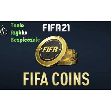 FIFA 21 ULTIMATE TEAM PC 5KK COINS 5 MILIONÓW