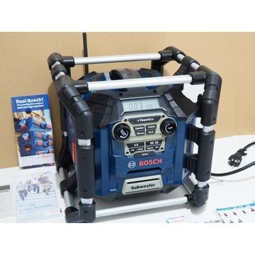 BOSCH GML 20 radio budowlane 14,4v-18v