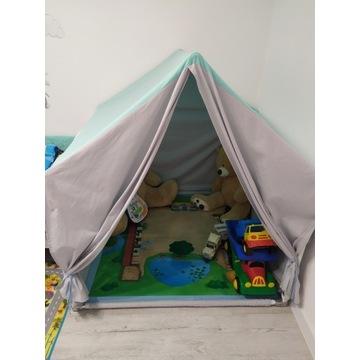 Namiot domek tipi dla dziecka