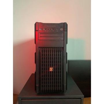 Używany komputer intel i5 gtx1050ti HDD+SSD