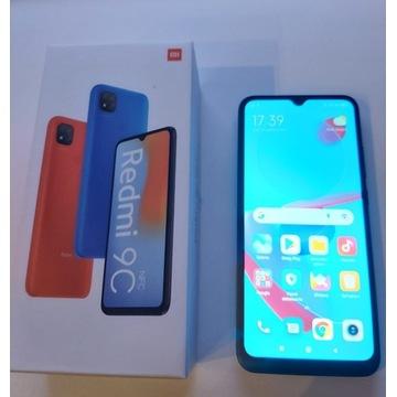 Xiaomi Redmi 9C NFC 2/32GB Szary