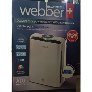 Oczyszczacz powietrza Webbee AP9700 WI-FI