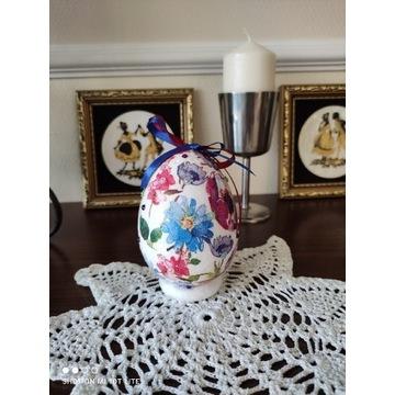 Jajko ozdobne Kwiaty