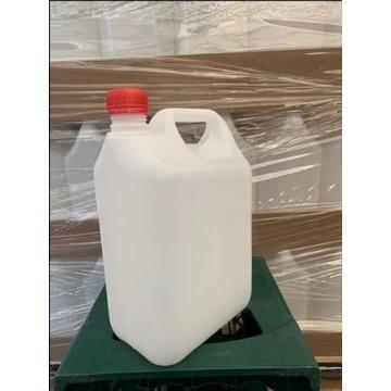 Kanister 5L i 1L woda chemia inne