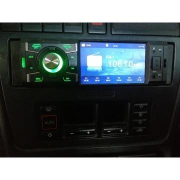 Radio samochodowe z ekranem 1 din