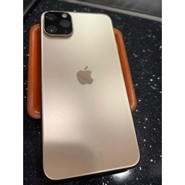 iPhone 11 Pro Max 256GB Gold gwarancja IDEAŁ