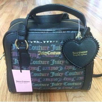 Śliczna torba podróżna Juicy Couture