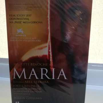 Maria | Film DVD nowy!! okazja!!