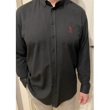 Koszula Polo męska XL